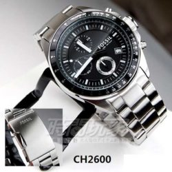 jual jam fossil ch2600