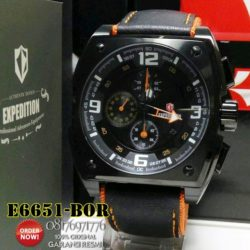 jual jam tangan expedition e6651 original
