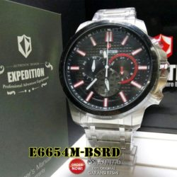jual jam tangan expedition e6654 original