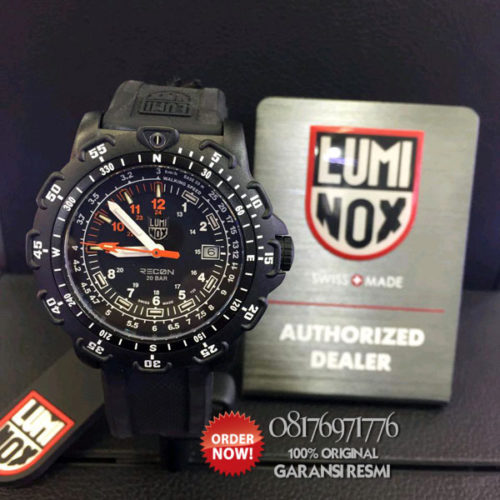 jual jam tangan luminox original