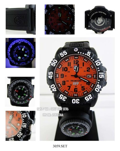 luminox GGL-L3059SET