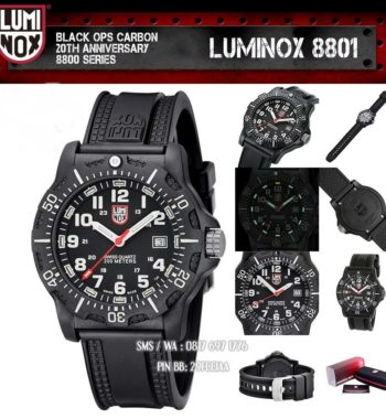 jual jam luminox 8801