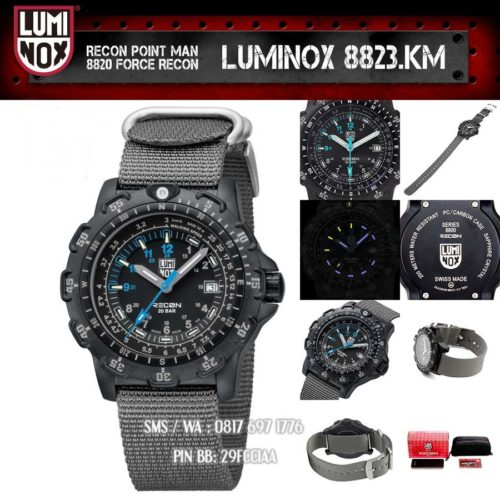 luminox 8823 km