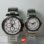 jam tangan couple alexandre christie
