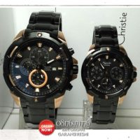 jam tangan alexandre christie ac6305 couple