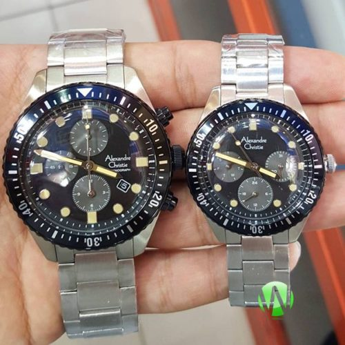 jual jam ac6442 couple original