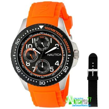 jam tangan anti air NAUTICA NAD14534G