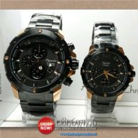 jam tangan couple alexandre christie ac6410