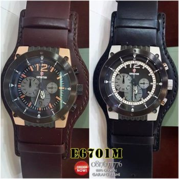 jual jam tangan expedition e6701 asli