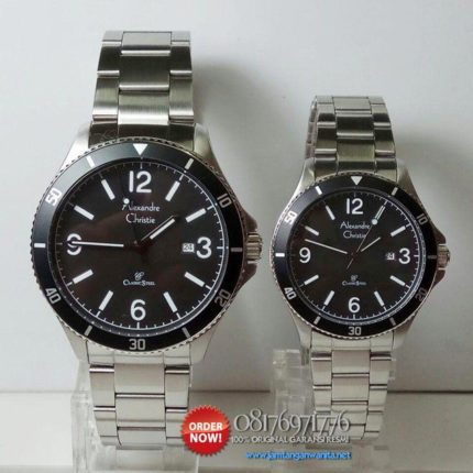 jam couple murah ac5011