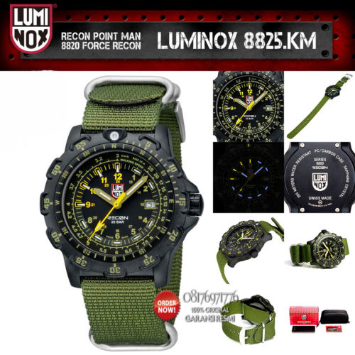 jam tangan army luminox 8825km