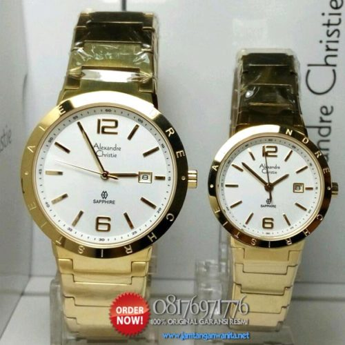 jual jam tangan couple original