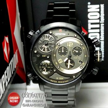 jam tangan pria expedition e6706m