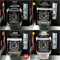 jam tangan expedition e6731m original