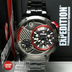 jual jam expedition e6736 original