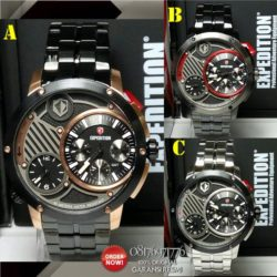 jam tangan expedition e6736