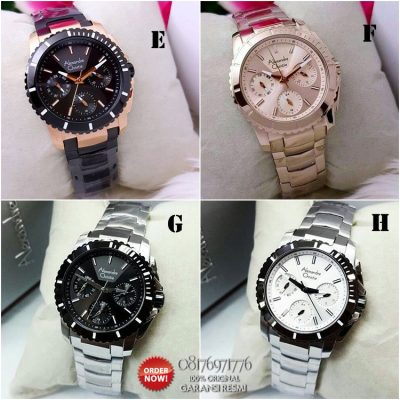 jual jam ac6455 ladies