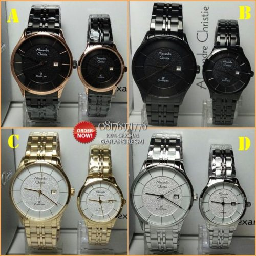 jam couple alexandre christie ac8472