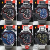 jam tangan expedition E6737MT dual time