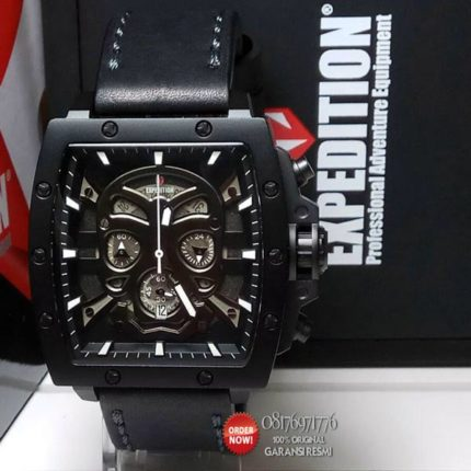 jual jam tangan expedition E6688MC