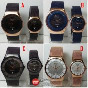 jam tangan couple alexandre christie ac8331