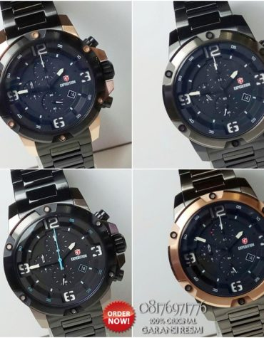 jam tangan pria expedition e6698mc