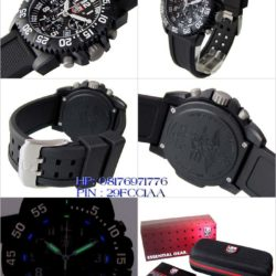 jam luminox 3081 chrono