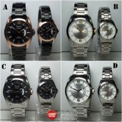 jam tangan alexandre christie ac8289 couple
