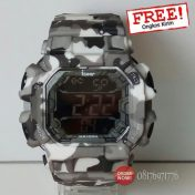 jam tangan kotak model army original