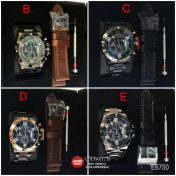 jam tangan expedition E6750